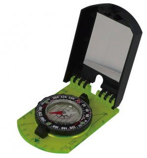 Компас AceCamp Folding Map Compass With Mirror