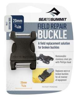 Пряжка Sea to Summit Buckle 20mm side release 2 pin фастекс