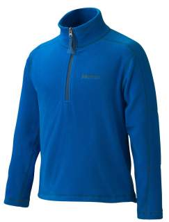 Куртка Marmot Boy's Rocklin 1/2 Zip дет. флисовая