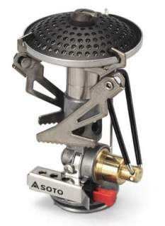 Горелка Soto Micro Regulator Stove газовая