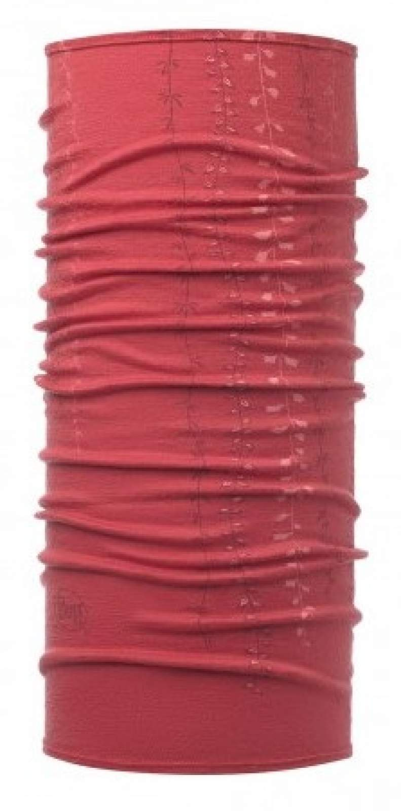 Бандана Buff Lightweight Merino Wool Buff® NIAH SCARLETT RED шерстяная