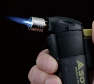 Резак Soto Pocket Torch газовый