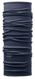 Бандана Buff Lightweight Merino Wool Buff® DENIM шерстяная