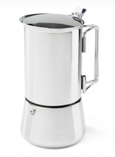 Кофеварка GSI outdoors Moka Espresso Pot сталь