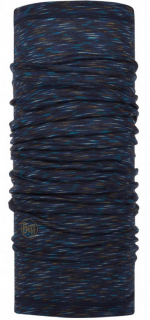 Бандана Buff Lightweight Merino Wool Buff® denim multi stripes шерстяная