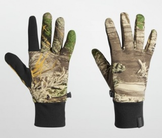 Перчатки Icebreaker Sierra Gloves Real Tree шерстяные