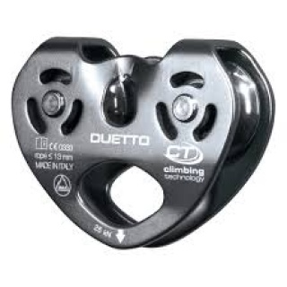 Блок Climbing Technology Duetto тандем