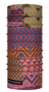 Бандана Buff National Geographic Buff® AEANNIA MULTI Унисекс летняя AEANNIA MULTI