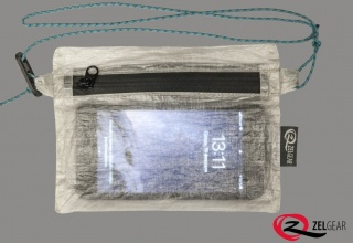 Сумочка Zelgear LLC DYNEEMA Ultralight для документов grey