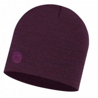 Шапка Buff Heavyweight Merino Wool Hat Buff® PURPLISH MULTI STRIPES шерстяная PURPLISH MULTI STRIPES