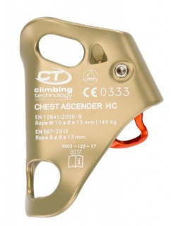 Зажим Climbing Technology Chest ascender HC кроль