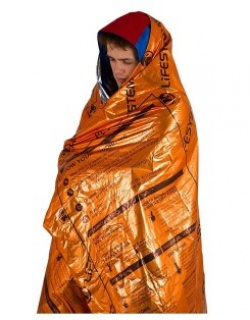 Спасательное одеяло Lifesystems Headshield Blanket Single