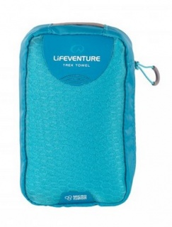 Полотенце Lifeventure MicroFibre Comfort Travel Towel Large махровое