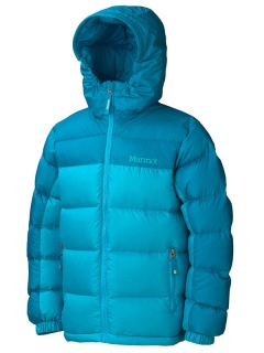 Куртка Marmot Girls Guides Down Hoody Дет. пуховая