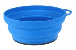 Миска Lifeventure Ellipse Collapsible Bowl складная силиконовая