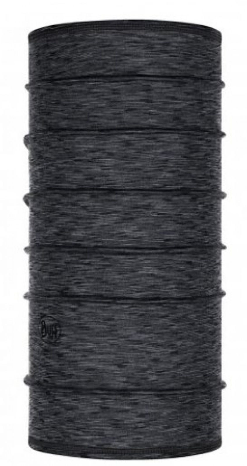 Бандана Buff Lightweight Merino Wool Buff® GRAPHITE MULTI STRIPES шерстяная GRAPHITE MULTI STRIPES