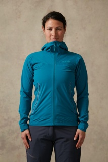 Куртка Rab Women's Kinetic Plus Jacket Жен.