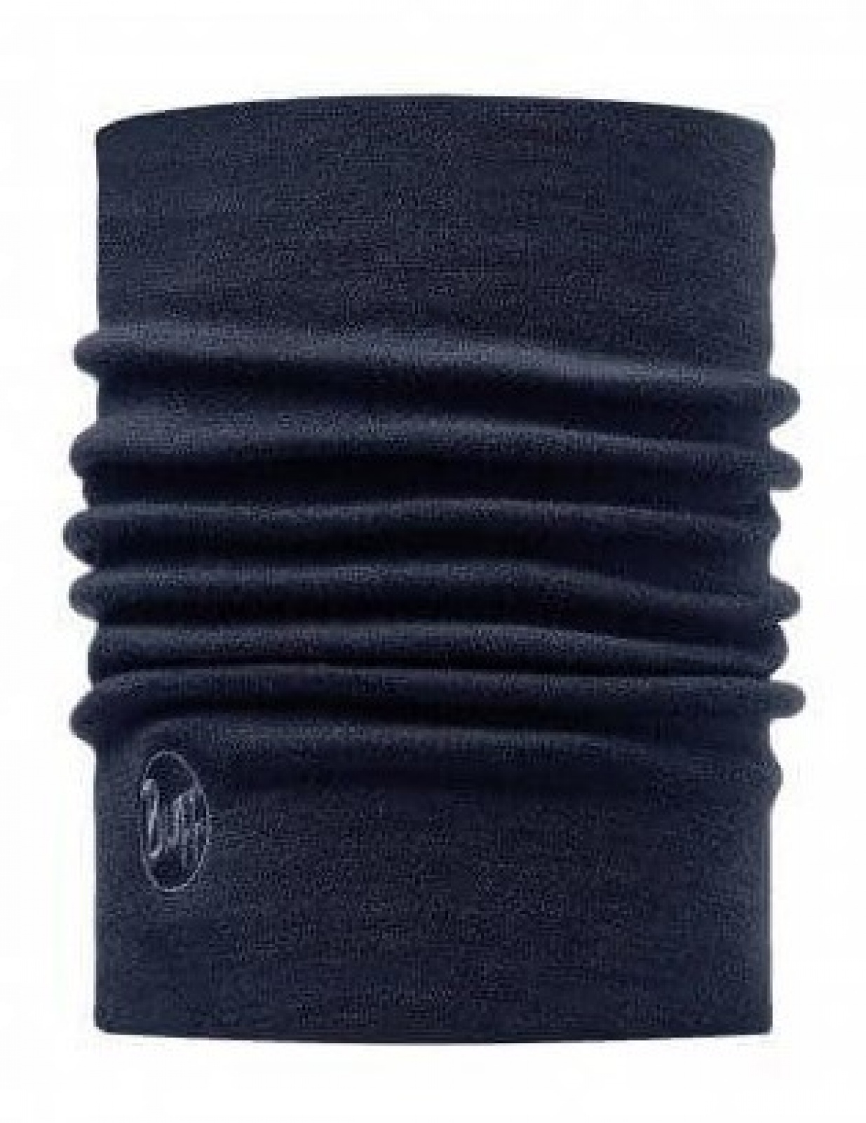 Бандана Buff Heavyweight Merino Wool Buff® SOLID DENIM шерстяная OLID DENIM