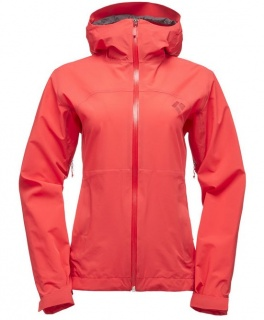 Куртка Black Diamond Stormline Stretch Rain Shell Women's жен.
