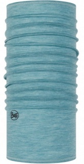Бандана Buff Lightweight Merino Wool Buff® SOLID POOL шерстяная SOLID POOL