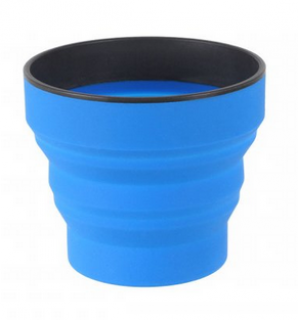 Кружка Lifeventure Ellipse Collapsible Mug складная силиконовая