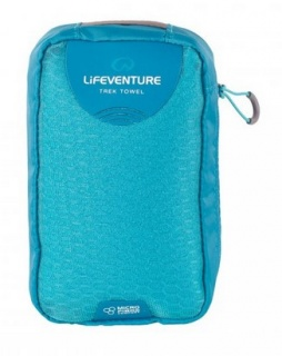 Полотенце Lifeventure MicroFibre Comfort Travel Towel X-Large махровое