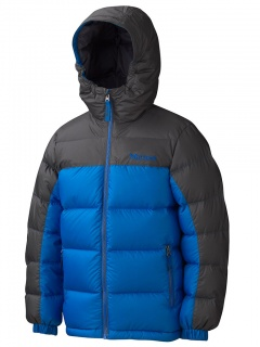 Куртка Marmot Boys Guides Down Hoody Дет. пуховая